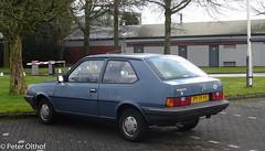 1986 Volvo 340 (peterolthof) Tags: peterolthof eelde pt71yx volvo 340