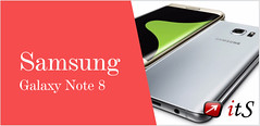 New Samsung Galaxy Note 8 (S8) Launch with Stunning Technology (itstraining) Tags: galaxy news note8 price releasedate rumours s8 samsung specs
