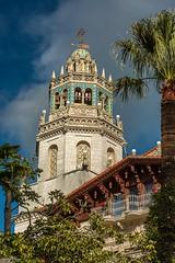 Hearst Castle (59roadking - Jim Johnston) Tags: ifttt 500px hearst castle california travel san simeon mansion tower wealth opulence