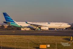 PK-GPR GA A333 34L YSSY-5159 (A u s s i e P o m m) Tags: ga australia mascot airbus newsouthwales a330 garuda a333 a330300 garudaindonesia