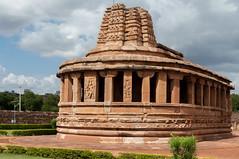 Chalukyan temple in Aihole (KeithDM) Tags: india temple karnataka chalukya aihole unescoheritage
