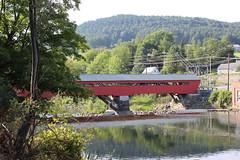 Taftsville Covered Bridge (pegase1972) Tags: bridge usa us vermont unitedstates coveredbridge vt