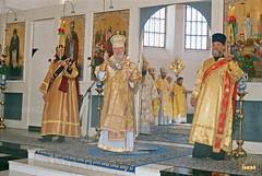 073. Consecration of the Dormition Cathedral. September 8, 2000 / Освящение Успенского собора. 8 сентября 2000 г