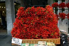 Peperoncini (a travs de m) Tags: peppers venezia peperoncini