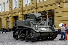 Arkhangelskoye 70 (Alexxx1979) Tags: museum spring tank russia may stuart 2014      m3a1 moscowoblast  arkhangelskoye   m3a1stuart   vadimzadorozhnyvehiclemuseum
