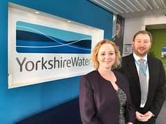 Interesting visit to Yorkshire Water