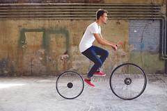 152/365 bicycle (Dominik Kym) Tags: boy photography 365 conceptual