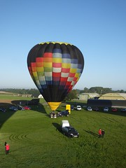 08.13.47A  Thunder and Colt Ltd AX8-90 (Hot-Air) Balloon  G-SUED (Old Buck Shots) Tags: egsv ks keith sowter