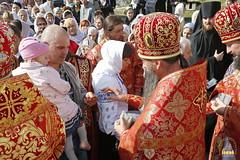 094. Patron Saints Day at the Cathedral of Svyatogorsk / Престольный праздник в соборе Святогорска