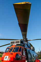 771 Squadron helicopter (gwynna) Tags: helicopter scillies scillyisles airsearescue
