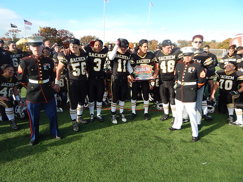 """Sachem North vs Bay Shore • <a style=""""font-size:0.8em;"""" href=""""http://www.flickr.com/photos/134567481@N04/22030614833/"""" target=""""_blank"""">View on Flickr</a>"""