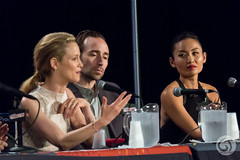 Laura Regan, Daniel London, and Li Jun Li