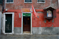 Venice DSC_7013 (Nina Roberts) Tags: venice italy italia jesus communist venezia