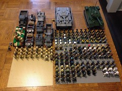 Complete Lego/Cobi World War II Collection (still growing) (ranger3181) Tags: world uk red 2 two england brick english japan infantry america germany army japanese us war theater force desert lego pacific russia britain painted united nazi ss helmet mining special landing collection equipment communist german american rats soviet figure ww2 second imperial soldiers guns british marines uniforms states minifig sten custom russian naval kamikaze airborne commonwealth weapons bren enfield commando banzai cobi ija partisan paratrooper wehrmacht waffen minfig brickarms brickmania citizenbrick roaglaans minifigsrus