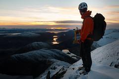 Tussan Traversen (nordskag) Tags: norway climbing alpine eide alpineclimbing nordmre