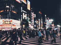 35 million people (linhchi_) Tags: city beautiful japan night japanese lights tokyo citylights citynight nhtbn p nht