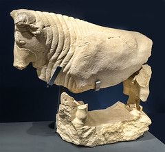 Novillo de Porcuna (. M. Felicsimo) Tags: ibero museodejan