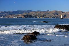North towards Marin (JB by the Sea) Tags: ocean sanfrancisco california pacific marin pacificocean landsend goldengate marincounty lincolnpark november2015