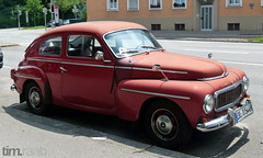 Volvo PV544 (TIMRAAB227) Tags: munich mnchen volvo pv544 abvolvo
