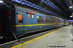1541 at Connolly, 5/12/15 (hurricanemk1c) Tags: dublin irish train rail railway trains railways craven irishrail 1541 2015 connolly iarnrd ireann rpsi iarnrdireann railwaypreservationsocietyofireland