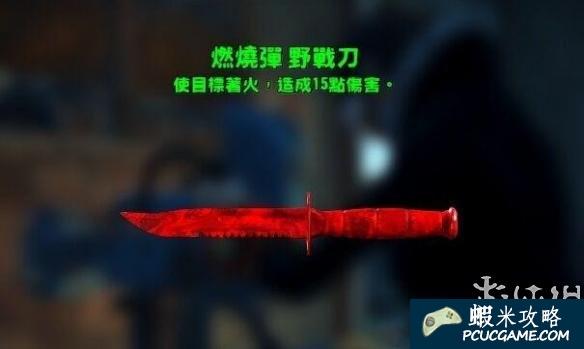 異塵餘生4 血色野戰刀MOD