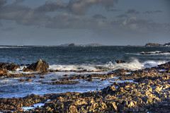 Malin Head Seascape (rdspalm) Tags: ireland donegal malin inishowen realireland nikond810 donegalbeaches wildinishowen
