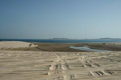 qatar deserto (47) (Parto Domani) Tags: trekking desert arabic east ash desierto oriente middle peninsula medio wste qatar deserto arabica dsert penisola   escursione  shaqra wste dsert