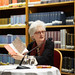 "Claudia Erdheim 2015, Präsentation ""In der Judenstadt"", Foto: Georg Lembergh"