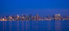 San Diego Skyline Dec 5 2015.psd (trancoso36) Tags: beautiful skyline sandiego elements nightview sandiegobay bestskyline