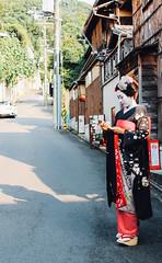Higashiyama District, Kyoto (Rachel Katherine Sulek) Tags: travel japan canon photography japanese olympus geisha higashiyamadistrict