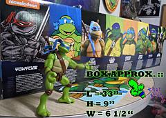 """Nickelodeon """"HISTORY OF TEENAGE MUTANT NINJA TURTLES"""" FEATURING LEONARDO ii (( 2015 )) (tOkKa) Tags: nickelodeon tmnt tmntmovie4 2007 teenagemutantninjaturtles historyofteenagemutantninjaturtlesfeaturingleonardo toys figures leonardo 2015 displaystand playmatestoys toysrus toysrusexclusive varnerstudios moviestartmnt toontmnt ninjaturtlesthenextmutation 4kidstmnt tmnt2003 paramountsteenagemutantninjaturtles 1992 1993 1988 2006 2005 2014 2012 tmntfastforward paramountteenagemutantninjaturtles tmnt2014movie eastmanandlairdsteenagemutantninjaturtles comic toonleo turtlemilkstudios davearshawsky imagesrctokkaterrible2zcom"""