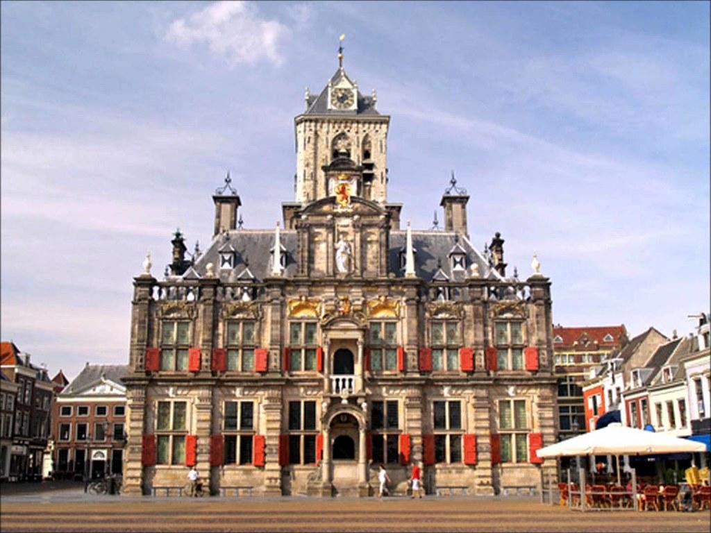 Tòa thị sảnh Delft