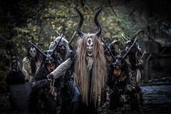 """time for Devils ("""" Bernhard Witt """") Tags: sonyalpha850 tamron70200 devils kaumbergerburgteufel girl austria perchten"""