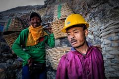 java - ijen (peo pea) Tags: indonesia giava java ijen cratere crater volcano vulcano miners mine sulfur zolfo esalazioni hard work reportage leica leicaq