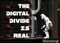Digital_Divide_Trooper (The Daring Librarian) Tags: trooper digitaldivide flip partial flipping classroom