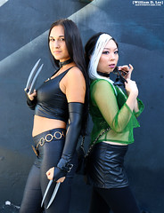 IMG_8152 (willdleeesq) Tags: cosplay cosplayer cosplayers lbcc lbcc2016 longbeachcomiccon longbeachcomiccon2016 longbeachconventioncenter marvel marvelcomics xmen rogue x23