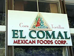 El Comal (knightbefore_99) Tags: elcomal mexico corn mexican bc restaurant tortilla food burnaby lake red green white flag colour lunch