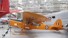 In from the cold (likrwy) Tags: we600 auster t7 antarctic expedition commonwealth 1956 raf museum cosford royal airforce
