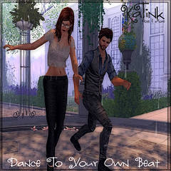 KaTink - Dance To Your Own Beat (Marit (Owner of KaTink)) Tags: katink my60lsecretsales annemaritjarvinen 60lsalesinsl 60l salesinsecondlife