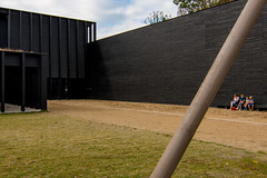 _DSC6768-2 (durr-architect) Tags: info centre zwin heartland belgium architecture cousse goris nature park wood structure border aday16 group area green trees