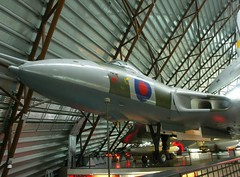 """Avro Vulcan B.2 1 • <a style=""""font-size:0.8em;"""" href=""""http://www.flickr.com/photos/81723459@N04/29924224644/"""" target=""""_blank"""">View on Flickr</a>"""