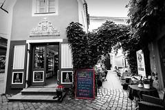 little-red-house (JOSE C.P.) Tags: red little tallin tallinn estonia bn bw blancoynegro blackandwhite