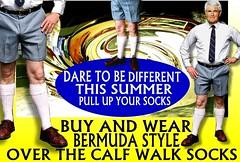 DareTo Wear  Walk socks Summer v 9.0 (MemoryCube5000) Tags: wearing wearingshorts walkshorts wellington walkingsockssummer walkers walksocks walking kiwi kneesocks kiwiana kneehighsocks ko nz newzealand newsocks nelson napier nzwalkshortsandwalksocks oldschool overthecalfsocks old retro rotorua gents golfsocks golf golffashion golfer golfcourse auckland abovethekneeshorts australia socks summer sock sydney sox pullupyoursocks bermudasocks bermudashorts bermuda brisbane bloke ebay longsocks longwalksocks legs 1980s 1970s 1981 1985 1980 1982 1983 1987 1984 1978 1986 1979 focus outdoor text advert