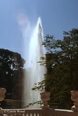 Madrid - Parc du Retiro (Fontaines de Rome) Tags: madrid parc retiro jetdeau jet eau