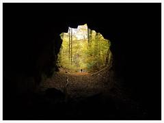 landscape/hole (czorneboh) Tags: hohburg hohe burg tunnel moritzburg dresden sachsen saxony deutschland germany