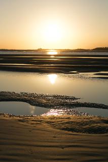 Sunset in Sav