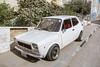 FIAT 127 Abarth (davidthegray) Tags: abarth 127 palestine car wall bethlehem fiat largertires rally