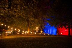 La Nocturne des Coteaux de la Citadelle 2016 (Liège / Luik) (Dirk DS) Tags: nocturne coteaux citadelle fire vuur flamme vlam nacht night liège luik belgium belgië belgique 2016 feu candles kaarsjes bougies