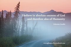 I Believe in the Absolute Oneness of God.... (GlimpseofHeavengirl) Tags: blessings choices divinepotential glimpseofheaven god happiness joy mankind oneness unity adventure alaska america arctic beautiful climb climbing coast colorful covered denali environment fog hike hiking journey landscape mountain mountaineering mountainous mt national nature outdoor park peak recreation rugged scenery scenic serenity snow snowcovered tall travel trek trekking unusual usa wilderness unitedstatesofamerica