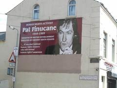 Pat Finucane Mural, Belfast (rylojr1977) Tags: belfast mural streetart painting republican lawyer statemurder
